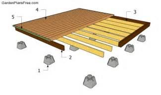 building deck plans 187 plans for building a deck pdf plans folding