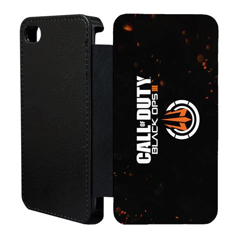 Casing Iphone 8 Call Of Duty Black Ops Custom Hardcase Cover call of duty black ops 3 flip cover for iphone flip t91 ebay