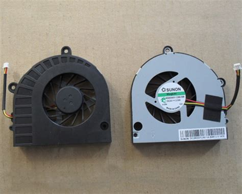 genuine cpu cooling fan for toshiba satellite a655 a660 a665 a665d c650 c655 c655d c660 c665