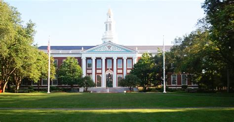 Boston College Mba Questions by Harvard Business School Evacuated Due To Bomb Threat