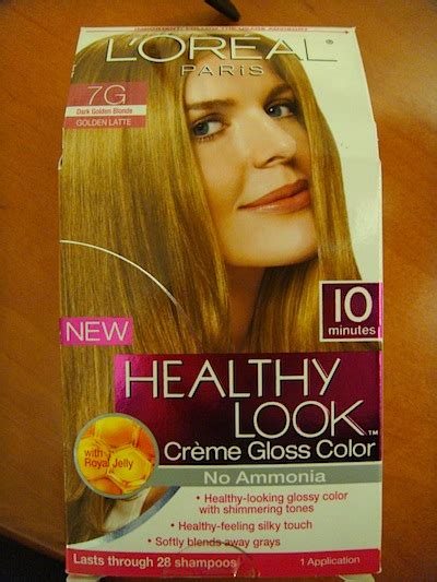 loreal healthy look creme gloss color featured review by review before after photos l or 233 al healthy look cr 232 me