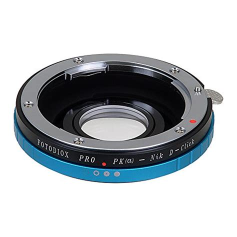 Sale Lens Adapter Pentax Lens To Nikon Optic Termurah fotodiox pro lens mount adapter pentax k af mount pkaf