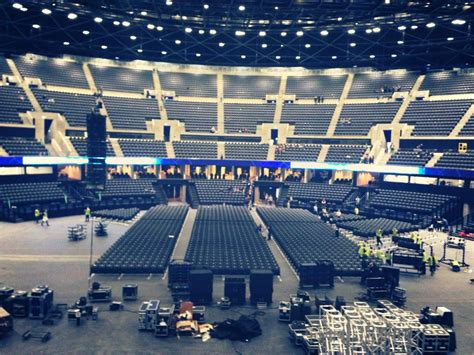 glasgow hydro seating capacity sse hydro arena secc 13 000 seats 163 112m comp