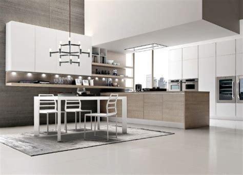 cocinas integrales modernas italianas deco de interiores