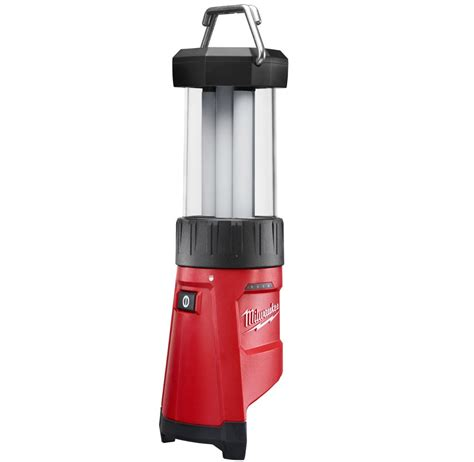 milwaukee m18 led work light milwaukee work light review including the m12 stick