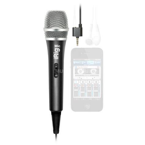 Irig By Shop ik multimedia irig mic
