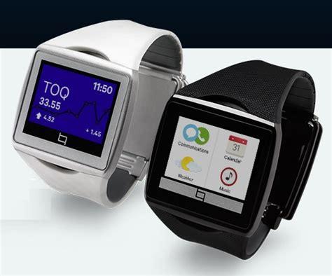 Smartwatch Untuk Android qualcomm merilis toq smartwatch berbasis android winpoin