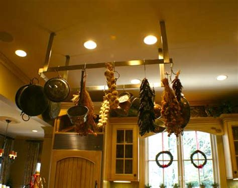 hanging ls for kitchen hanging utensil rack of modern country kitchen kitchen design ideas at hote ls