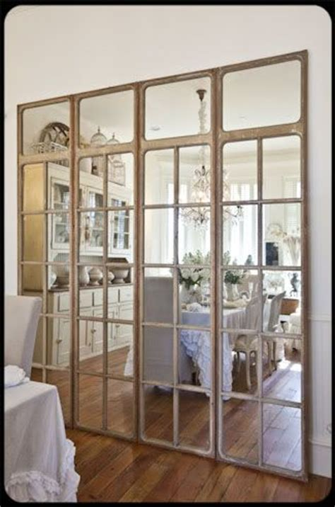 retired home interior mirrored window pane shutters wall hanging 124 best images about diy mirrors on pinterest floor