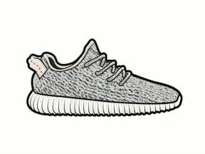 quot yeezy 350 boost quot art prints by wup66 redbubble