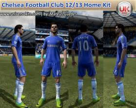 Chelsea Edition 02 uniformes edition soccer p 225 4