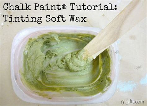 chalk paint wax tutorial florence workshop and green table on