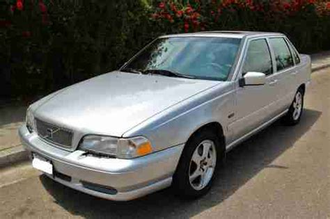 1998 volvo s70 owners manual find used 1998 volvo s70 t5 with 5 speed manual