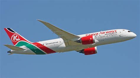 flight review kenya airways   premier world