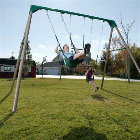 heavy duty metal swing set heavy duty commercial quality swing set sale today