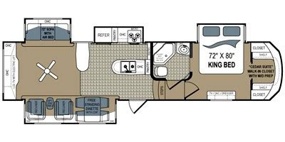 grand junction 5th wheel floor plans awesome grand junction 5th wheel floor plans contemporary