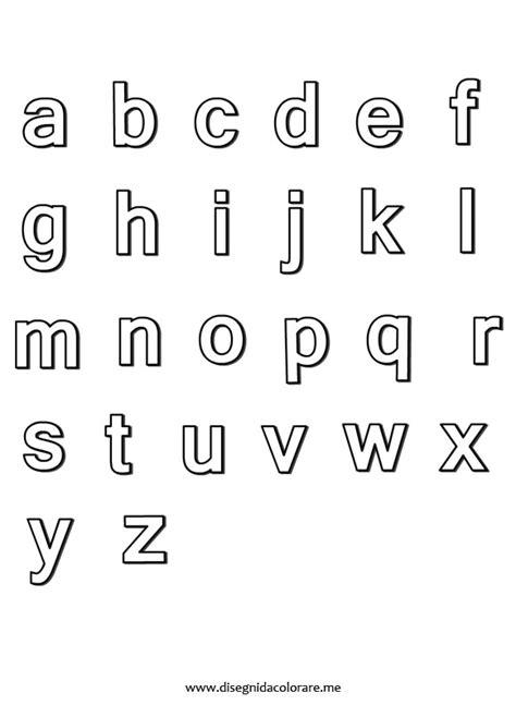 lettere alfabeto corsivo minuscolo alfabeto minuscolo disegni da colorare