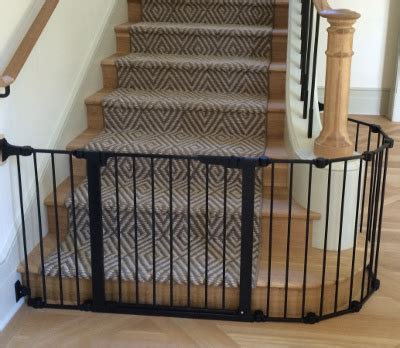 custom baby safety stair gate installation austin texas