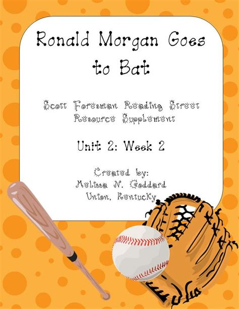 ronald goes to bat 41 best images about 2nd grade reading on