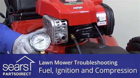 craftsman lawn tractor won t start craftsman push mower fuel filter wiring diagram