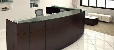 Reception Desk Houston Willow Reception