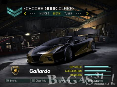 bagas31 underground bagus 31 need for speed carbon no rip