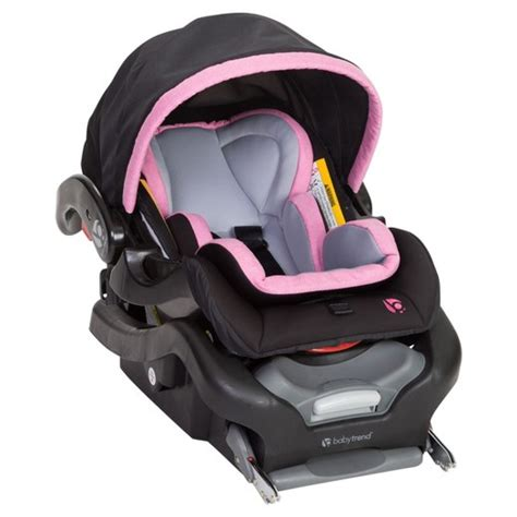 baby trend car seat pink baby trend 174 secure snap gear 35 infant car seat target