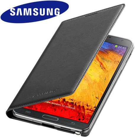 Flipcover Flipcaser Mercury Samsung Note 3 Neo Original official samsung galaxy note 3 flip wallet cover jet black mobilefun