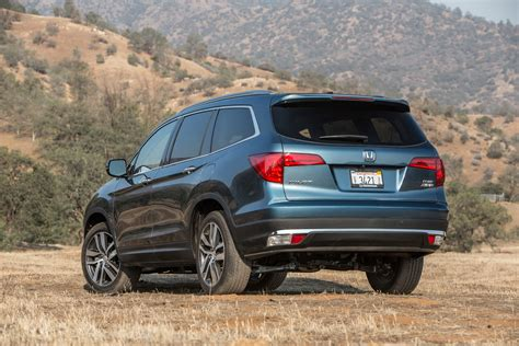 2016 Honda Pilots 2016 Honda Pilot Review And Rating Motor Trend