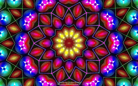 kaleidoscope pattern wallpaper kaleidoscope hd widescreen wallpaper wallpapersafari