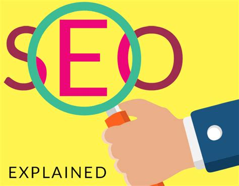 Seo Explanation by Search Engine Optimization Explained For Newbies