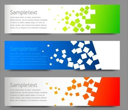 design banner simple header banner free vector download 8 672 free vector for