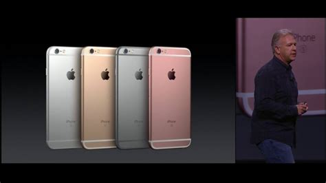 iphone 6s colors iphone 6s and 6s plus revealed with 3d touch