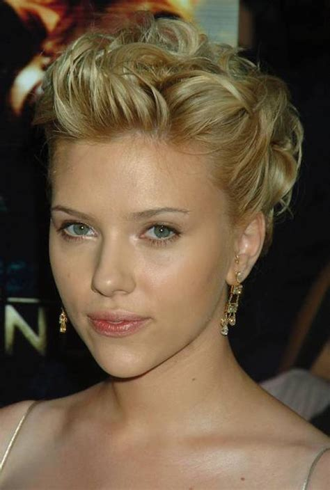 Johansson Hairstyles by 58 Johansson Hairstyles Haircuts You Ll 2017