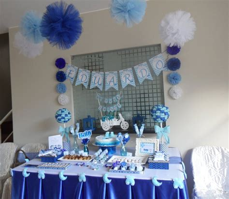 ideas para bautizo ni 209 as una mami creativa decoracion de baby shower nio wedding