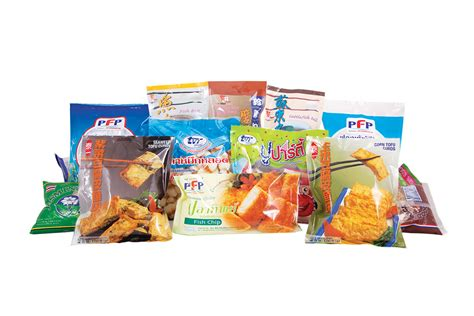 frozen food products prepack thailand