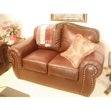 leather couch calgary traditional style leather couch and loveseat allsold ca