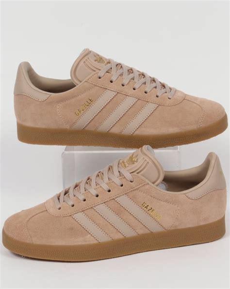 Promo Sepatu Adidas Gazele Suede Sol Gum adidas gazelle trainers clay brown originals shoes mens sneakers