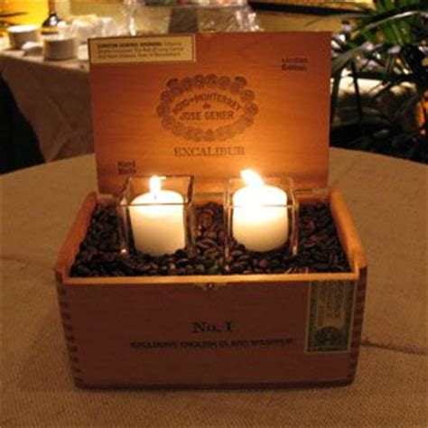 Wedding Favor Or Centerpiece Idea Boxed Martini Candles by 15 Awesome Wooden Box Ideas For Weddings Lots Of Susan