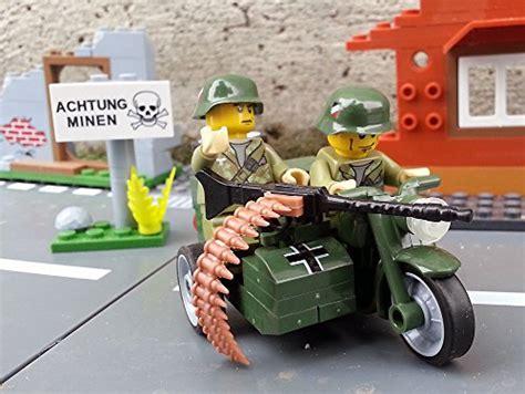 Lego Motorrad Mit Beiwagen by Wehrmachtsgespann Junglekey De Bilder 100