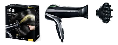 Braun Hair Dryer Hd 730 braun satin hair 7 hd 730 ionic hair dryer alzashop