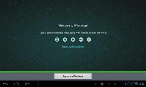 whatsapp for tablets android install and use whatsapp on any android tablet wifi or 3g