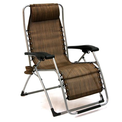 xl anti gravity lounge chair heavy duty folds flat multi