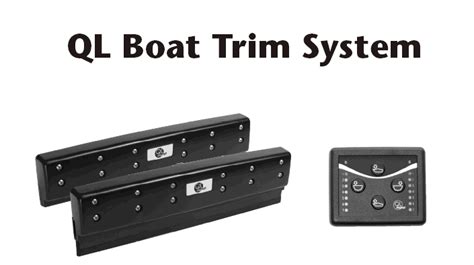 will trim tabs increase boat speed boatered volvo s ql boat trim system