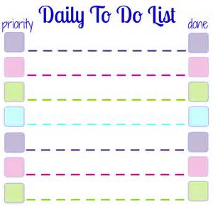 printable sticky notes template daily to do list printable for sticky notes organized 31