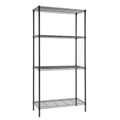 husky 60 in w x 24 in d x 78 in h husky steel 5 shelf