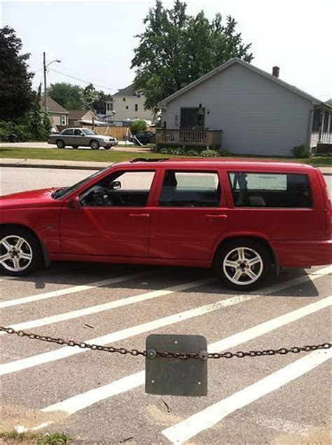 volvo v70 r wagon for sale purchase used 1999 volvo v70 r awd wagon 4 door 2 3l in