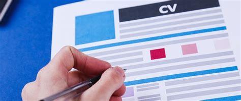 Comment Faire Un Bon Cv by Faire Un Cv Comment Faire Un Bon Curriculum Vitae