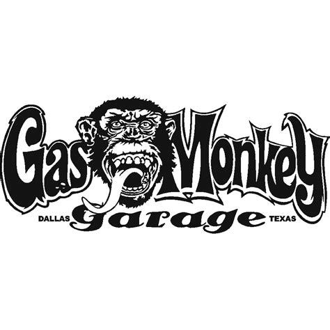 Gas Monkey Aufkleber by Stickers Gas Monkey Stick