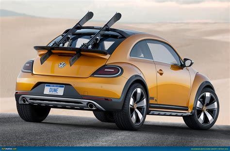 volkswagen beetle concept ausmotive com 187 detroit 2014 volkswagen beetle dune concept